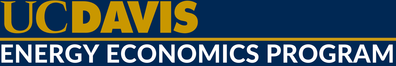 Davis Energy Economics Program ​​(DEEP)